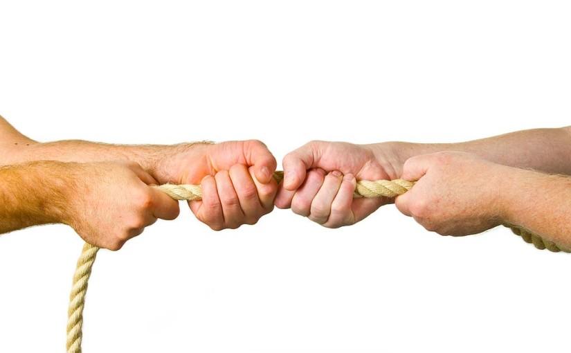 Conflict și compromis în relații